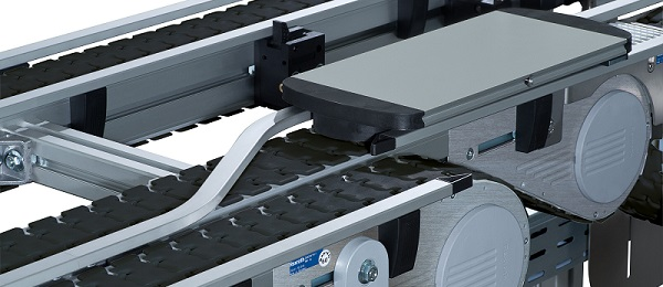 Bosch Rexroth VarioFlow plus expands application range for conveyors